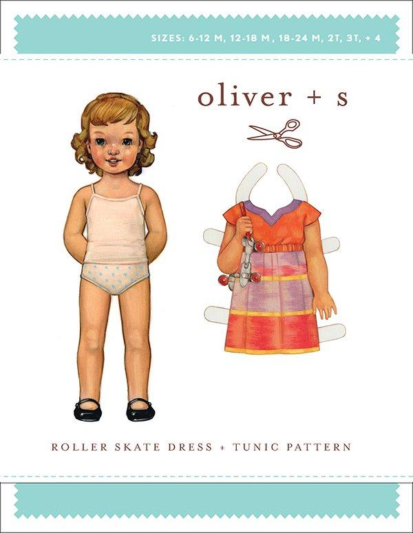 Oliver + S - Rollerskate Dress