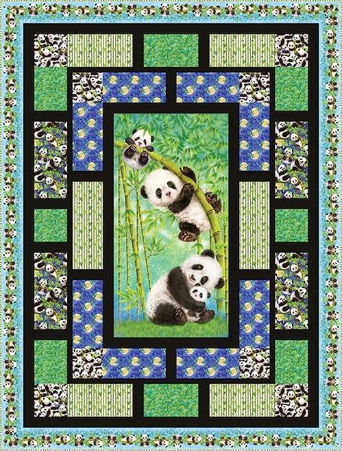 Panda Sanctuary Kit