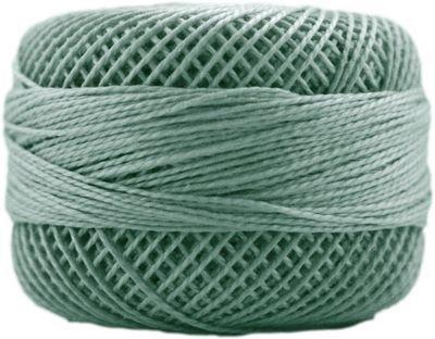 Finca Perle Cotton Size 5 10 gram Ball - 4228 Medium Seafoam