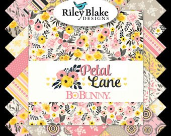 Riley Blake - Petal Lane 10 stackers