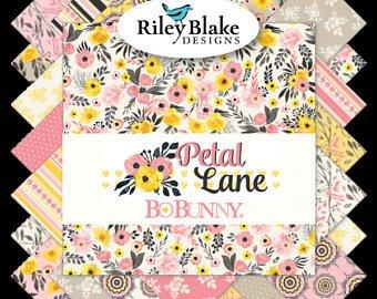Riley Blake - Petal Lane 10 stackers