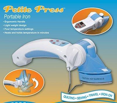 Petite Press - Portable Mini Iron