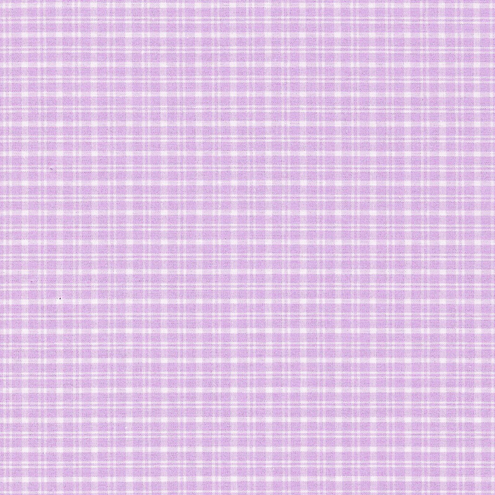 Spechler Vogel - Pastel Classics Plaid Lavender