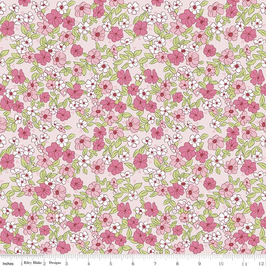 Riley Blake - Wonderland 2 floral