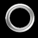 Snap Source - size 14 silver 50pk