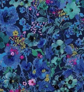 RJR - Bloom Bloom Butterfly - Moonlit Blooms -  Midnight