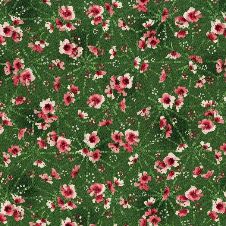 RJR - Serene Spring Pristine Petals Grass