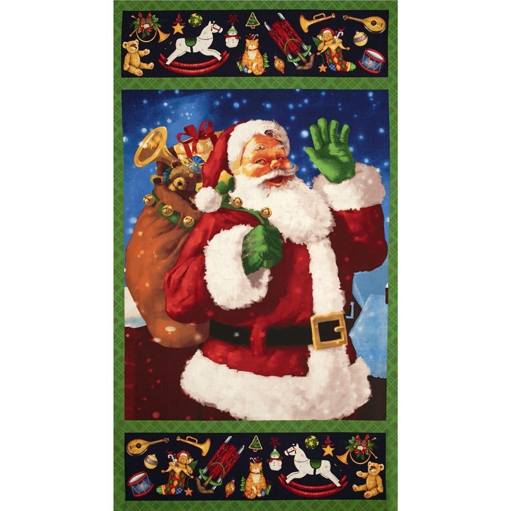 Northcott Santa's Surprise