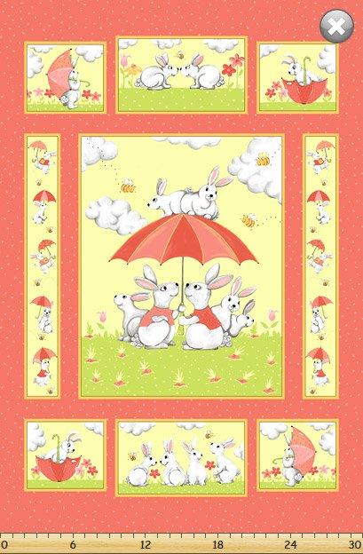 Susybee - Bunny Panel