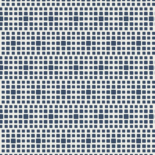 Art Gallery - Squared Elements - navy