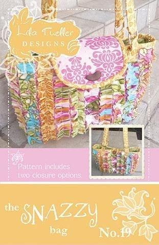 Lila Tuellar Designs - The Snazzy Bag