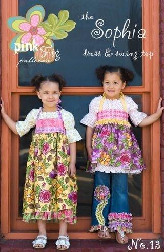 Pink Fig - Sophia Dress & Swing top