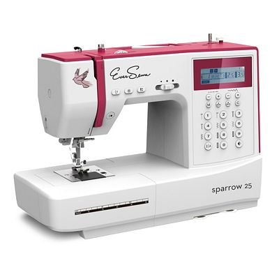 Eversewn Sparrow 25 - 197 Stitch Computerized Sewing Machine