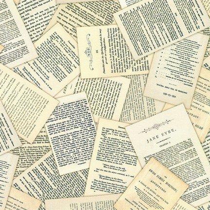 Robert Kaufman - Library of Rarities Book Pages
