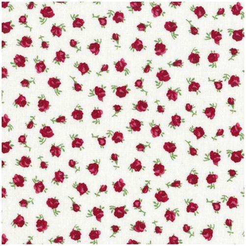 Stof - Memories - Small Rose Red