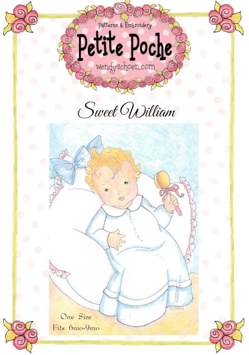 Petite Poche - Sweet William
