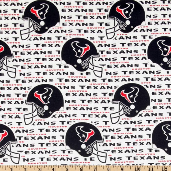 Fabric Traditions - Houston Texans
