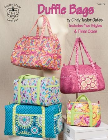 Duffle Bags by Cindy Taylor Oates