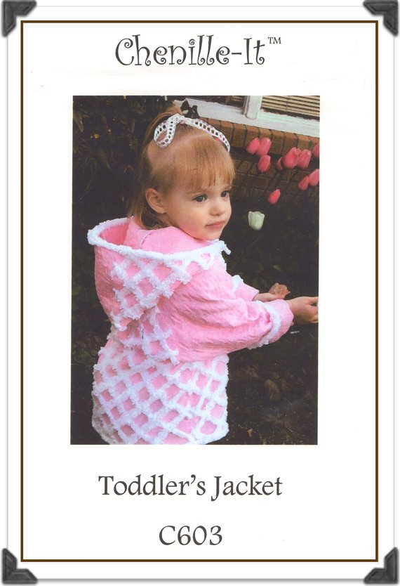 Chenille-it - Toddler's Jacket