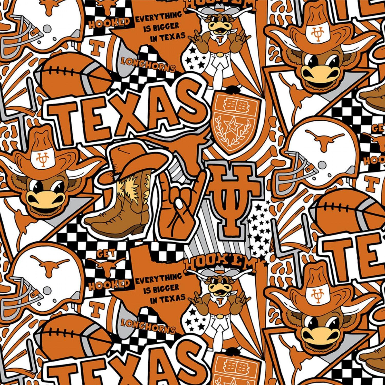 Sykel - NCAA - University of Texas Longhorns