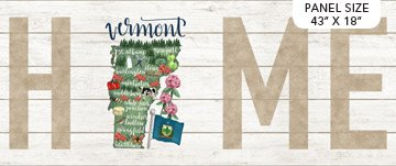 #87 My Home State Vermont Panel