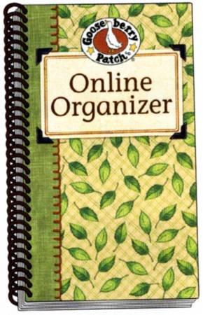 Online Organizer Green Leaf