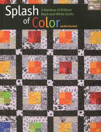 Splash Of Color Pattern Book