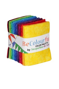 BeColourful Brights - Fat Quarter Pack