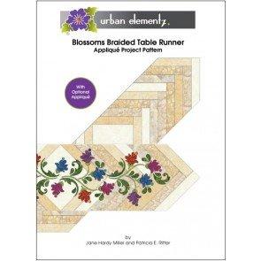 Blossoms Braided - Table Runner Kit