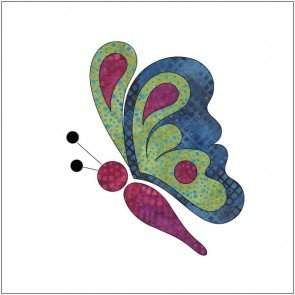 Butterfly Bliss - Side View
