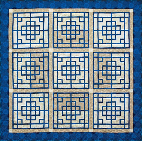 Chinese Lattice Kit - No Pattern