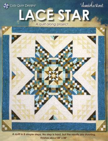 Lace Star Pattern Book