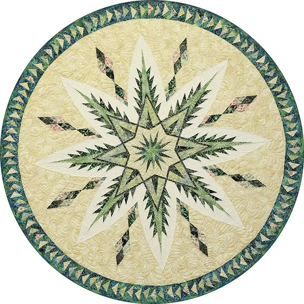 Evergreen Tree Skirt Kit (A Collector's Club Kit)
