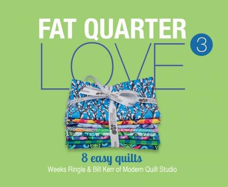 Fat Quarter Love 3 Mini Pattern Book