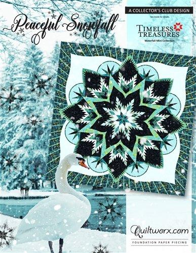 **PRE-ORDER**  Peaceful Snowfall Kit