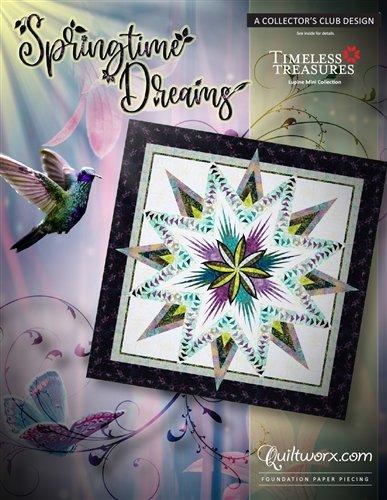**PRE-ORDER**  Springtime Dreams Kit