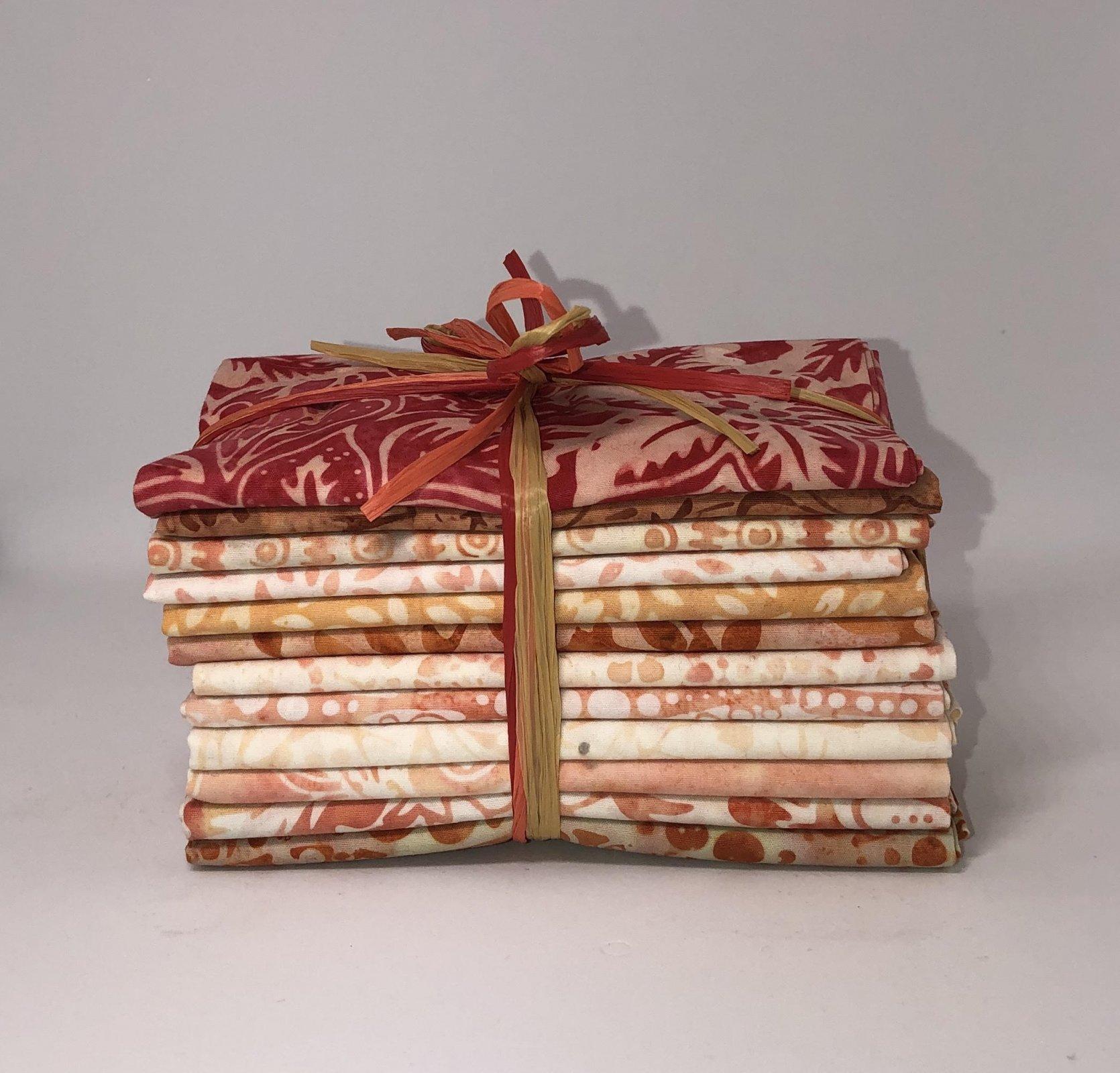 Art Inspired: Margot Lux Fat Quarter Pack - FQ 12
