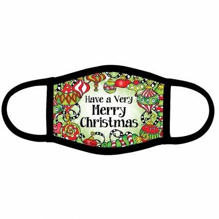 Merry Christmas Mask - MSK847