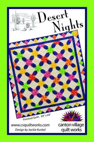Desert Nights Pattern