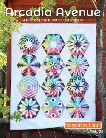 Arcadia Avenue BOM Pattern Book