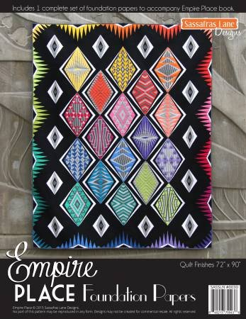 Empire Place BOM Pattern Foundation Papers