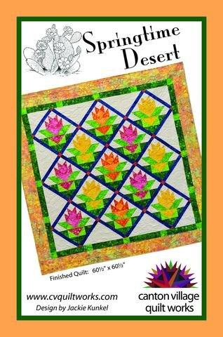Springtime Desert Pattern
