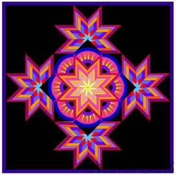Tribal Star Kit