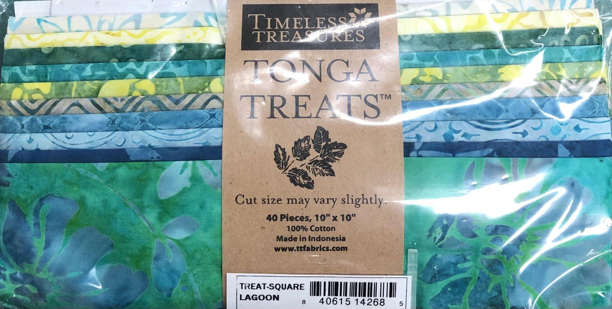 Tonga Layercake - Lagoon