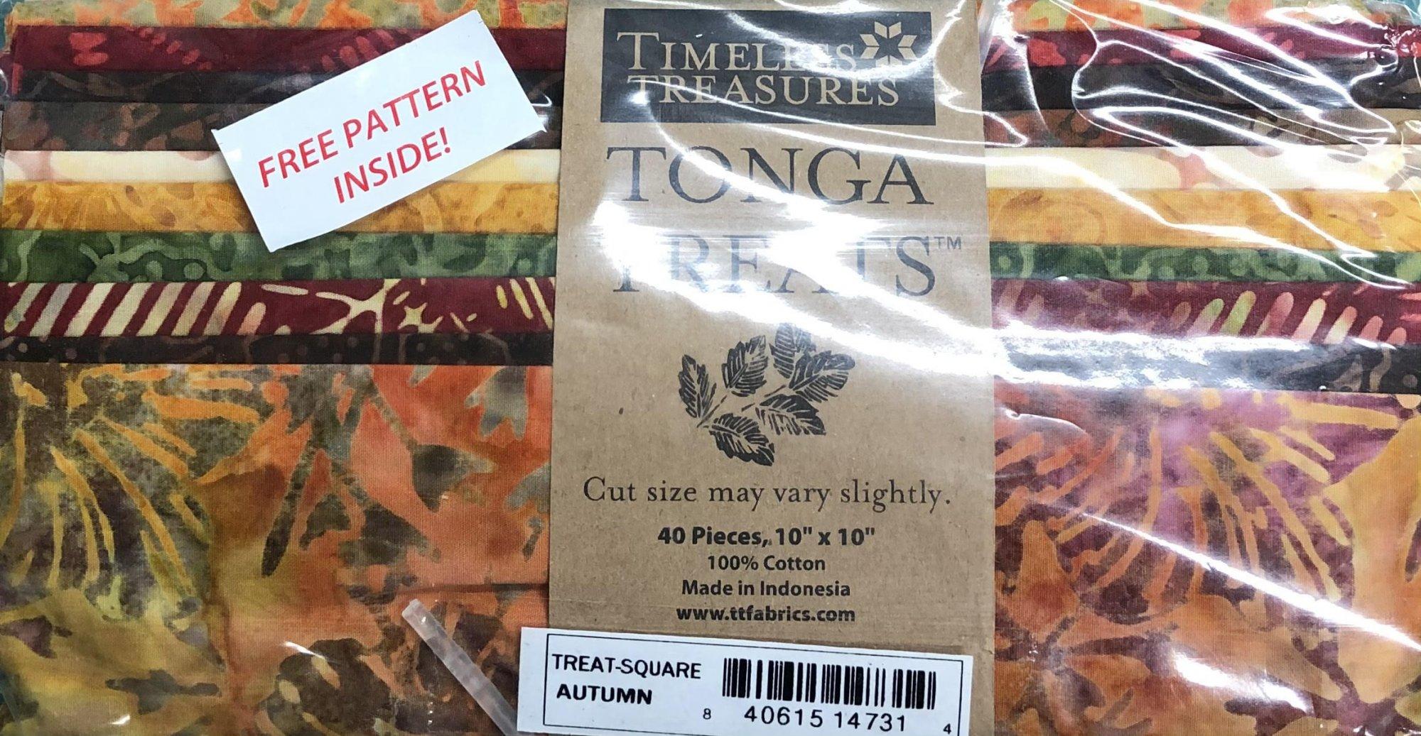 Tonga Layercake - Autumn