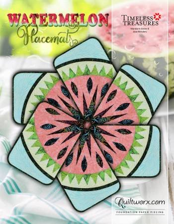 **NEW** Watermelon Placemats