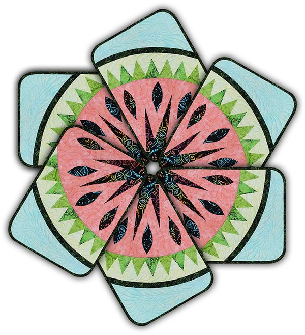 Watermelon Placemats Kit - 25% OFF