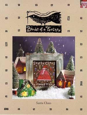 Santa Claus ~ Birds of a Feather