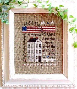 America ~ Little House Needleworks