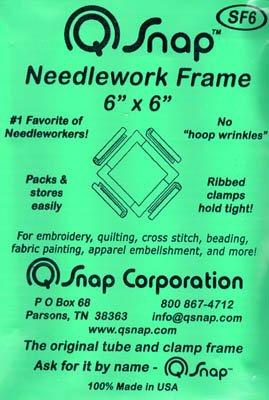 6 x 6  Q-Snap Frame
